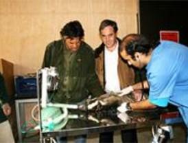 Nueva aula de educación ambiental en el Hospital de Fauna de Majadahonda
