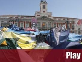 Los 'indignados' abandonarán Sol el domingo