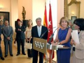Madrid recibe a la patronal de empresarios europeos
