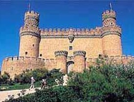 La Comunidad edita una guía del Castillo de Manzanares