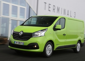 Renault Trafic y Master, referencia profesional
