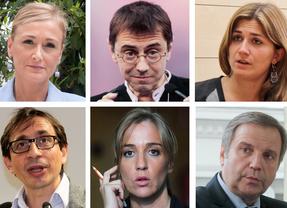 El relevo generacional ya está aquí: las nuevas caras toman la política nacional a partir de 2015