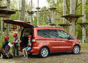 Ford Tourneo Courier, más espacio y seguridad con el mínimo consumo