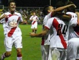 El Rayo sigue con buen paso en la Segunda División