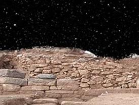 Reconstrucción del espacio celeste-terrestre en yacimientos arqueológicos