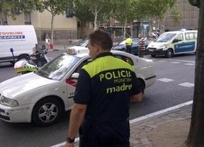 Una anciana, grave tras ser atropellada en Atocha