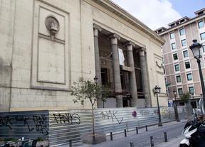 Los cines Madrid también en obras