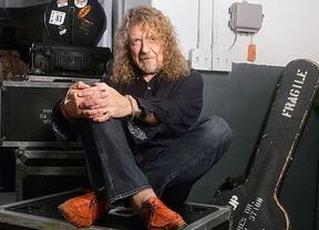 Robert Plant cancela su concierto en Madrid previsto para el 29 de julio