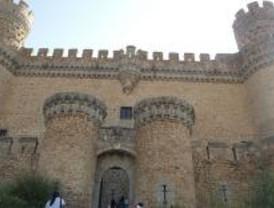 El Castillo de Manzanares el Real recibe un 21% más de visitantes