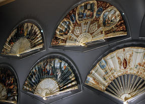 El Museo Lázaro Galdiano muestra sus abanicos históricos