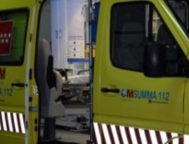 Fallece un bebé de 9 meses en un accidente de tráfico en Soto del Real
