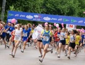 Récord participativo en la Carrera de la Mujer