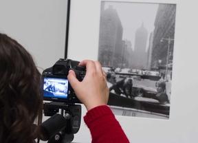 Exposición retrospectiva de las fotografías de Garry Winogrand en la Fundación Mapfre