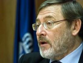 Tomás Gómez se reencuentra con Rubalcaba en la presentación de la candidatura de Lissavetzky