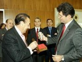 La Cámara se reúne con el ministro de Industria de Paraguay