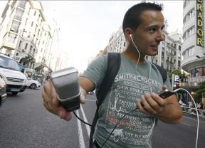 Explorador de sonidos elaborando un mapa del ruido de Madrid.
