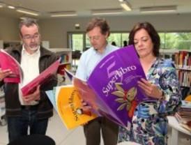 La biblioteca de Carabanchel bate el récord de préstamos en sus dos meses de vida