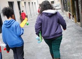 El Mercado del Juguete celebra una edición solidaria con los niños sin recursos