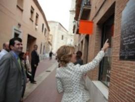 Reabre la Casa de los Lizana, sede de la promoción económica de Alcalá