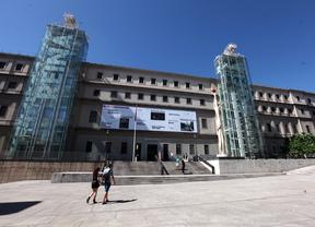 El Reina Sofía acoge obras de Chillida y Gris