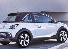 Opel ADAM Rocks, listo para la aventura diaria
