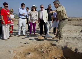 Los arqueólogos descubren nuevos restos prerromanos en el yacimiento de Titulcia