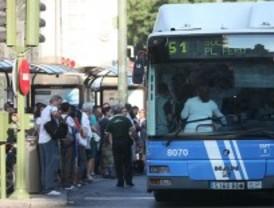 Gómez propondrá en la Asamblea una bajada del precio del transporte público
