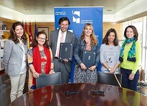 Escuela de Verano para niños con discapacidad en el Monte Abantos