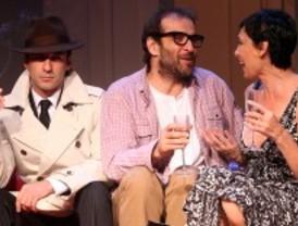 Luis Merlo se convierte en Woody Allen en el Maravillas