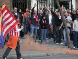 Un extenso dispositivo de seguridad velará por el Atlético-Liverpool