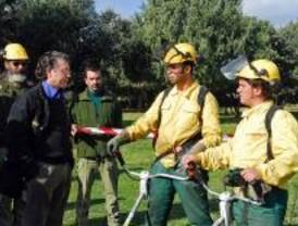 Comienza la campaña de limpieza de montes para prevenir incendios