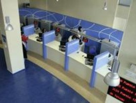 La nueva oficina de Línea Madrid en Chamberí será más amplia, cómoda y accesible