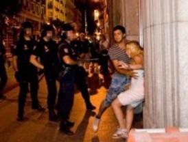 Sindicatos policiales denuncian amenazas de muerte a agentes antidisturbios