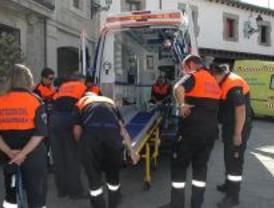 El PRISMA dota con una ambulancia a Guadarrama