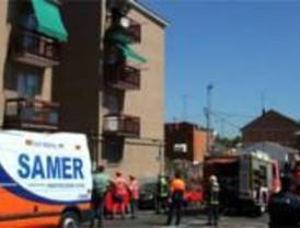 La Guardia Civil continúa investigando el incendio provocado en Las Rozas
