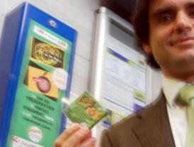 Más de 135.000 preservativos vendidos este año en las máquinas de Metro