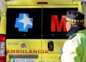 Muere un hombre haciendo 'puenting' en Valdemaqueda
