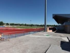 La Agrupación Deportiva Alcorcón jugará en la ampliación de Santo Domingo