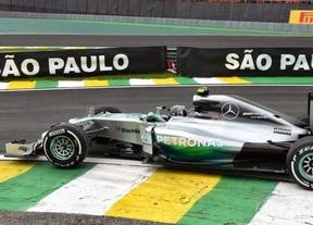Pole para Rosberg en Brasil