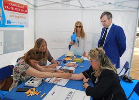 Campaña municipal por la protección solar