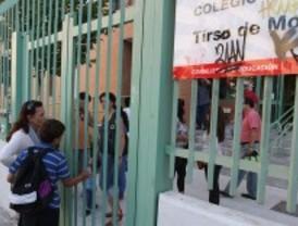 La 'vuelta al cole' en la educación pública costará 400 euros a las familias madrileñas