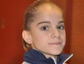 Una gimnasta de Pozuelo, en los campeonatos del mundo