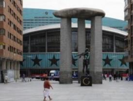 El Palacio de los Deportes acoge la semifinal del play off de la liga ACB