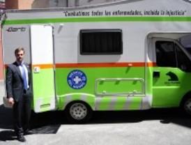 Unidades móviles para ayudar a prostitutas