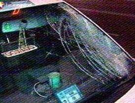 Herido grave tras ser atropellado por un taxi en la Gran Vía