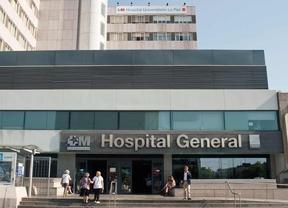 Hospital La Paz, donde ha sido trasladado el menor