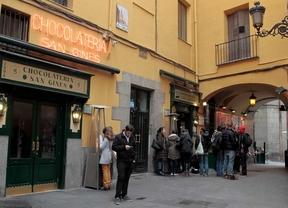 Chocolatería San Ginés: 120 años endulzando Madrid