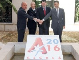 Unidos por que Alcalá sea capital cultural de 2016