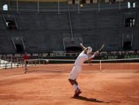 Comienza el Masters Madrid de Tenis en la Casa de Campo