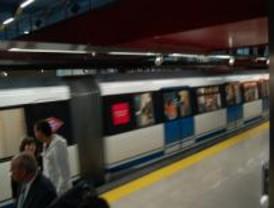 Dos trenes con trabajadores chocan sin causar víctimas